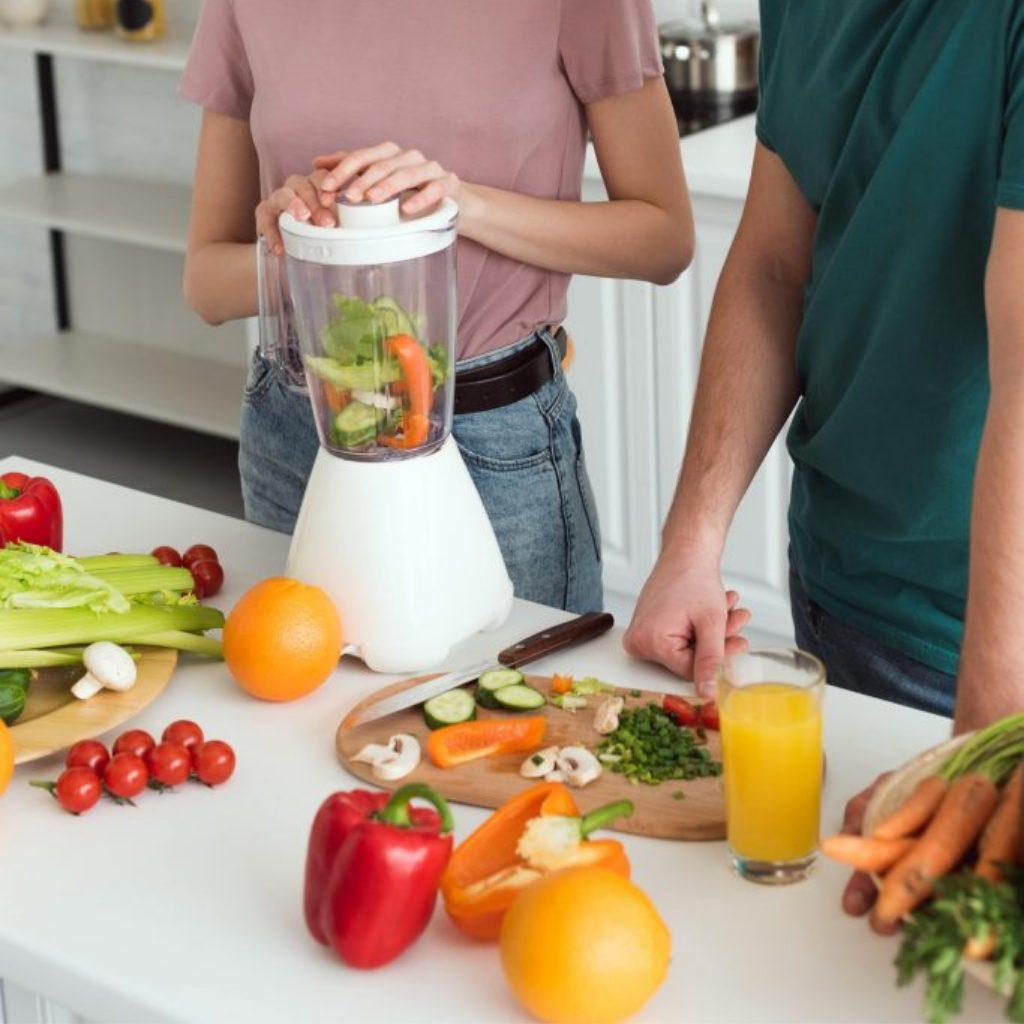 12 načel zdravega prehranjevanja